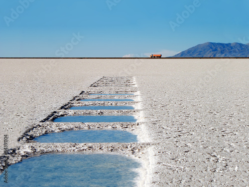 Salt Extraction Pools
