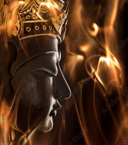 Statue de bouddha - 54392796
