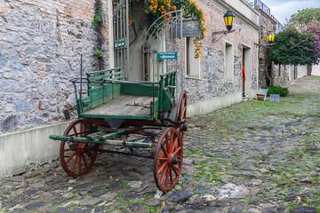Colonia (Uruguay) Vieux Chariot