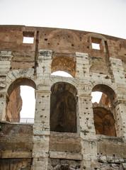 Three Arches in Coliseum