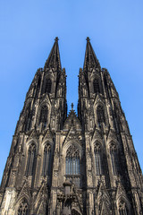 Cologne, Germany, the Dome