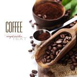 coffee beans © Natalia Klenova