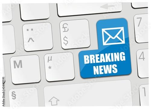 clavier breaking news
