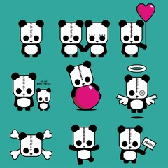 Lezzi - The Cute Panda