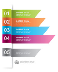 Modern design element template