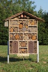 Naturliebe, Hotel für Insekten