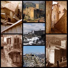 Countries of Lazio - Italy - San Vito Romano