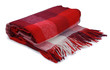 Red blanket - 54410769