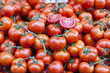 tomatoes, food market