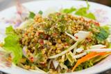 horseshoe crab egg salad