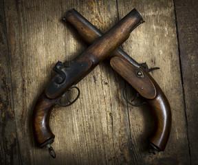 Vintage Pistols