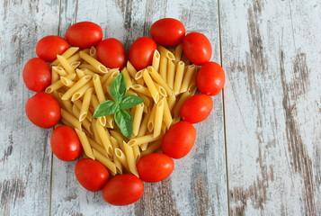 cuore di pasta