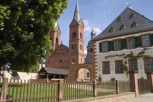 Kloster Seligenstadt am Main