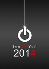 2014  Let'Start Year!