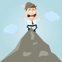 bergsteiger erfolg