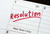 Resolutions for the New Year concepts of goal and objective