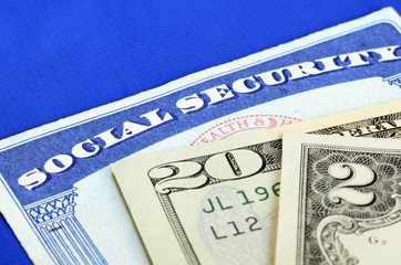 Social Security and retirement income and financial planning
