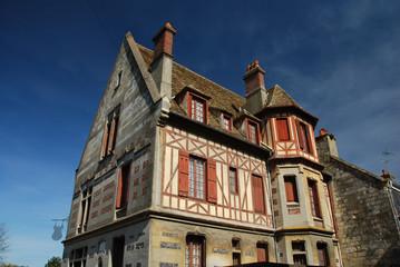 Maison de Honfleur, Normandie