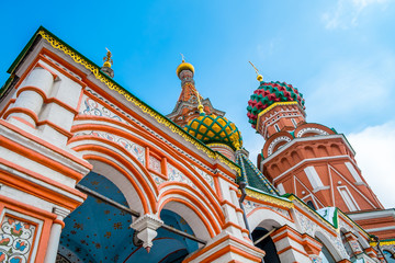St. Basil's Cathedral Domes