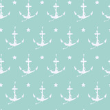 Seamless sailor background