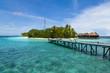 Resort Island,Maldives