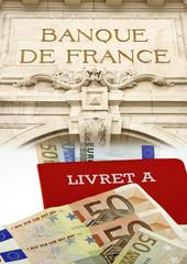 Banque de France et taux du livret A