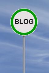 Blogging Allowed