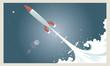 Rocket Launch - 54428377