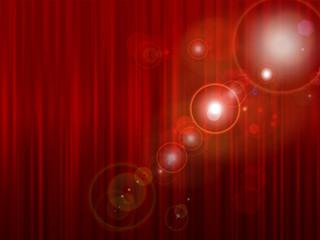 幕 赤 カーテン 背景
