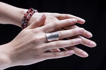 Female Hand Accessories