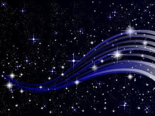 夜空 宇宙 星 背景
