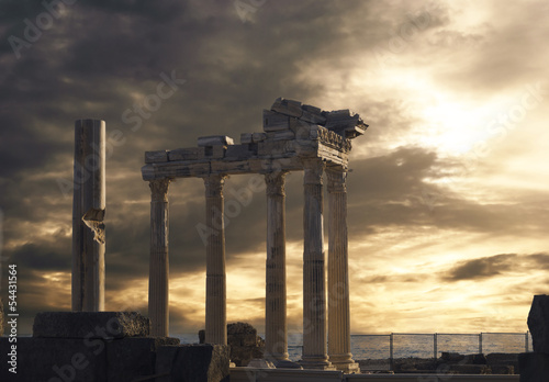 Temple of Apollo in Side