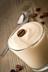 yogurt al caffè