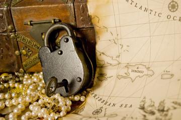 Antique Lock