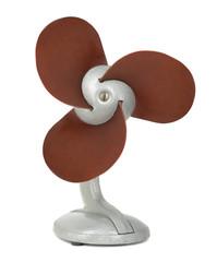 Old electric fan.