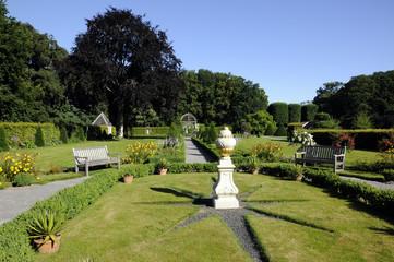 Menkemaborg garden