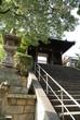 倉敷  阿智神社  山門