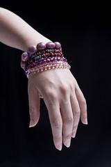 Female Hand Bracelets