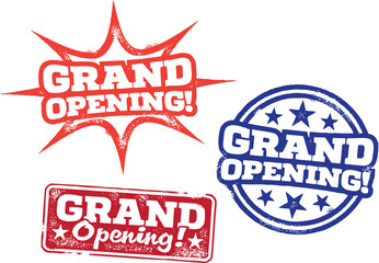 Grand Opening Business Designs
