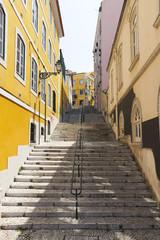 Stairway at Lisbon