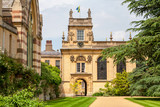 Trinity College. Oxford, UK