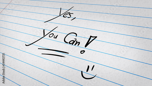 Yes you can in the notepad