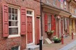 Philadelphia Historic District - Elfreth's Alley