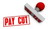 Pay Cut Stamp