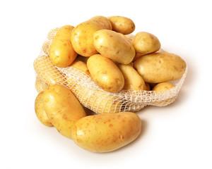 Saca de patatas.
