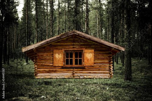 Jagdhütte - 54445587