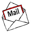 you have new mail - mail symbol