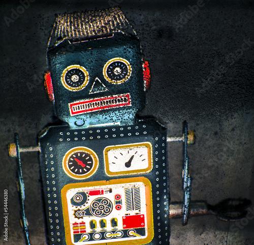 grim robot - 54446380
