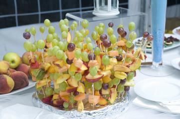 frutta su stecco