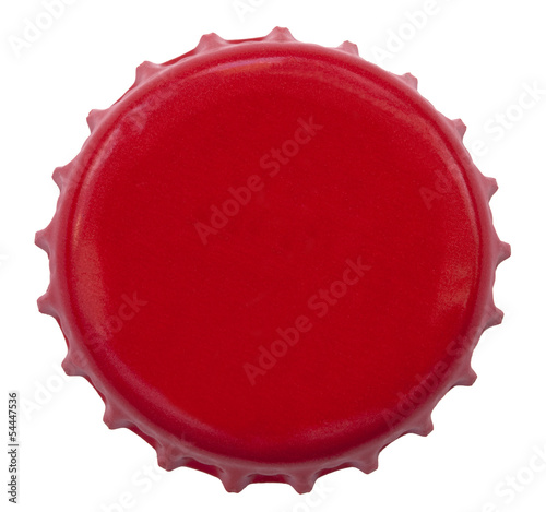 Coca Cola Metal Cap